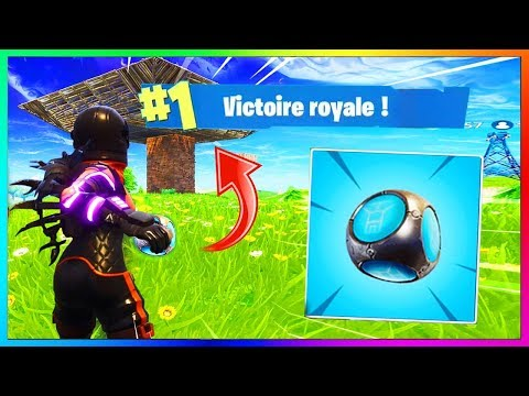 NOUVEAU FORT DE POCHE GAMEPLAY - Mise à Jour Portable Fort Grenade Fortnite Battle Royale !