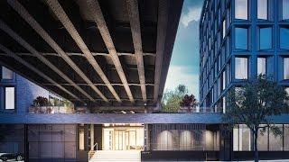 曼哈顿新天际线之陈静Jing Chen带您领略高线公园 505W19 Highline Park 安家纽约 LivingInNY