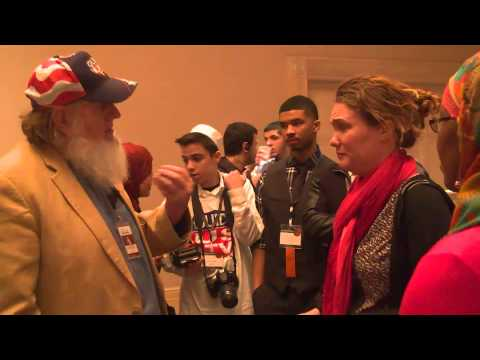 Emotional  Shahada with Sh Yusuf Estes