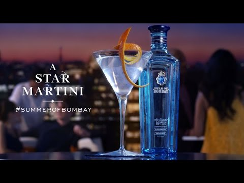 Summer Of Bombay: Star Martini