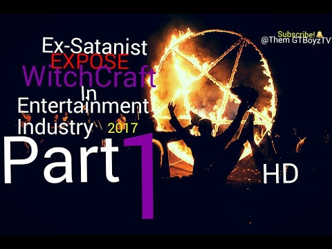 EX- SATANIST EXPOSE WITCHCRAFT IN HOLLYWOOD 2017 PART 1
