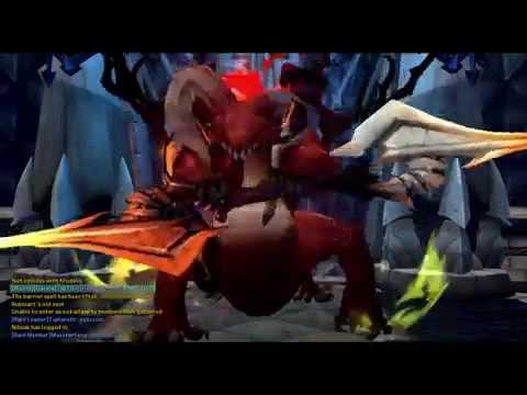 Red Dragon Nest Hardcore (EU server) Gear Master x Saint