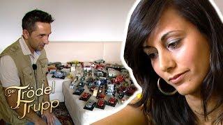 Miniatur-Autos im Wert von 10.000€ : Jetzt nur noch 1000€?! | Der Trödeltrupp | RTLZWEI Home