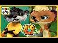 Лео и Тиг 4 - Харзы, яйца и гнездо. Прятки и догонялки. Миссия ласки Милы * Мультик игра для детей