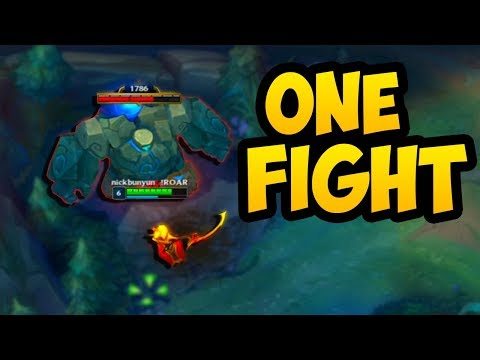 LoL - Road To Gold EP6: One Good Team Fight