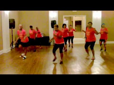 I'm Blessed Line Dance - New Orleans, LA
