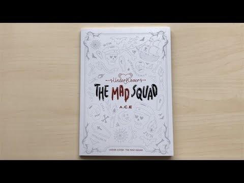 Download ♡Unboxing A.C.E 에이스 3rd Mini Album Undercover: The Mad Squad♡ Mp4 baru