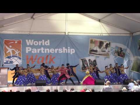 Shiamak Toronto: World Partnership Walk 2017 - Part 1
