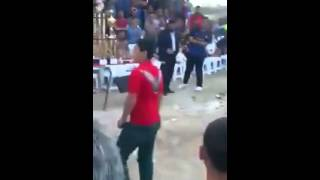 فيديو.. لحظة الانفجار الانتحاري في ملعب شعبي بمحافظة بابل العراقية