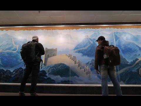 Beijing Travel Series : disambut dinginnya kota Beijing