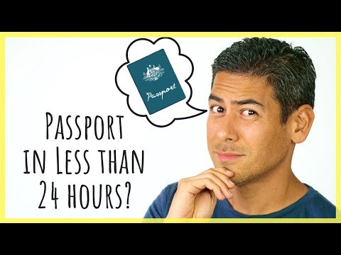 How fast can u get a passport card