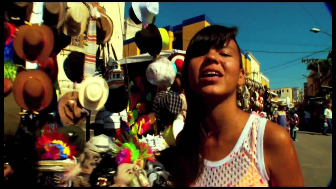 """Video Clip """"Fuego"""". Bomba Estereo - YouTube"""