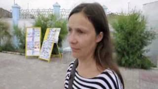 Пешее путешествие из Орджоникидзе в Коктебель - часть 1(В июне, будучи на отдыхе в Крыму, мы отправились в опасную прогулку из поселка Орджоникидзе в поселок Коктеб..., 2010-07-31T13:40:45.000Z)