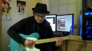 Head Automatica - Beating Heart Baby Guitar Cover [720p HD]