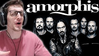 """ABCs of Metal - [A] - AMORPHIS - """"The Bee"""" REACTION!!"""
