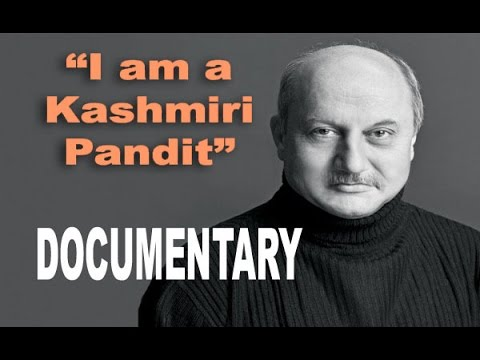 """I am a kashmiri pandit"" Says Anupam Kher 