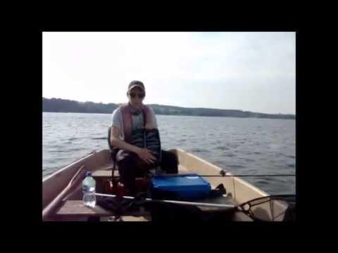 Fishing Carsington Water With Ben Fox