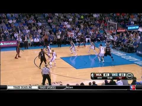 February 20, 2014 - TNT - Game 53 Miami Heat @ Oklahoma City Thunder - Win (39-14)(Inside the NBA)