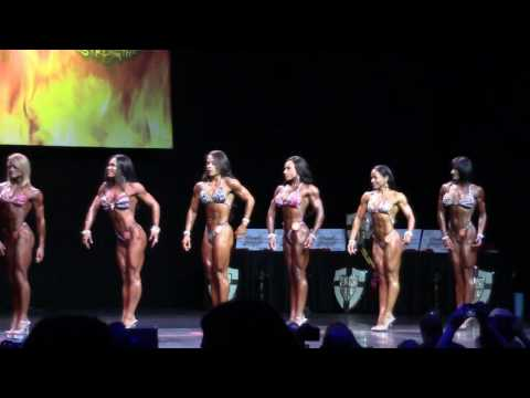 IFBB PRO JENNIFER TAYLOR GROUP COMPARISONS AT THE ARIZONA PRO
