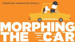Morphing Animation Tutorial: Morphing the car (Part 6/6 - Final)