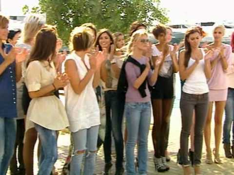 Greece's Next Top Model S2 / E2 [ 2 of 6 ] ANT1 GR ( 18/10/2010 )