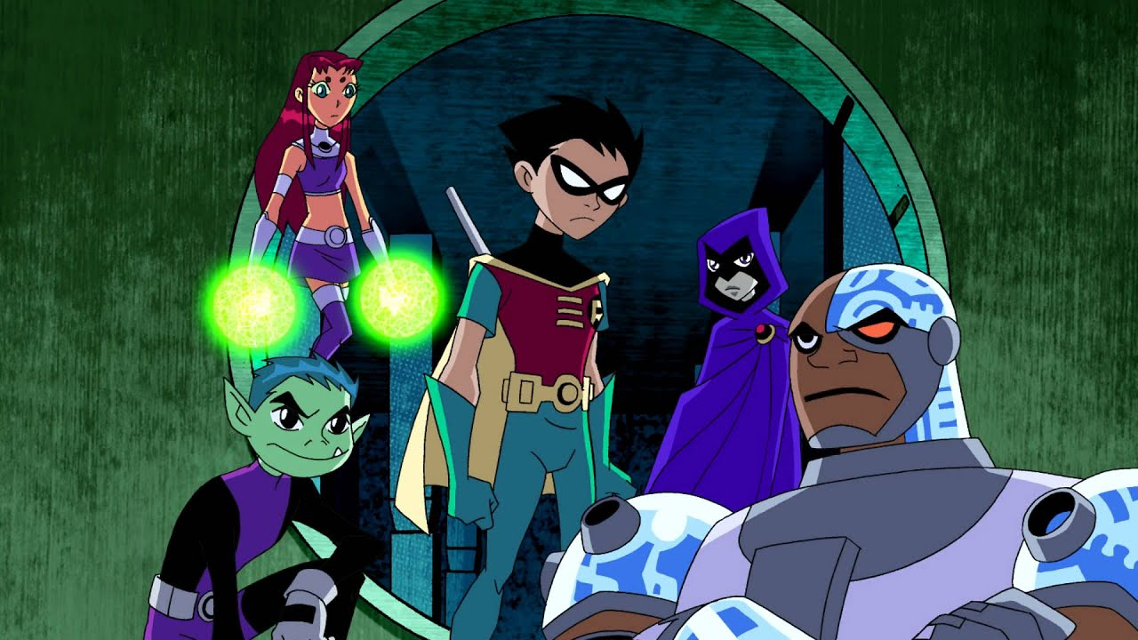 Saving Season 6 Movement Why I Love Teen Titans - Youtube-3657