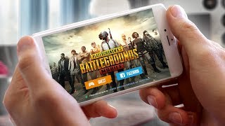 MY FIRST PUBG MOBILE GAMEPLAY!