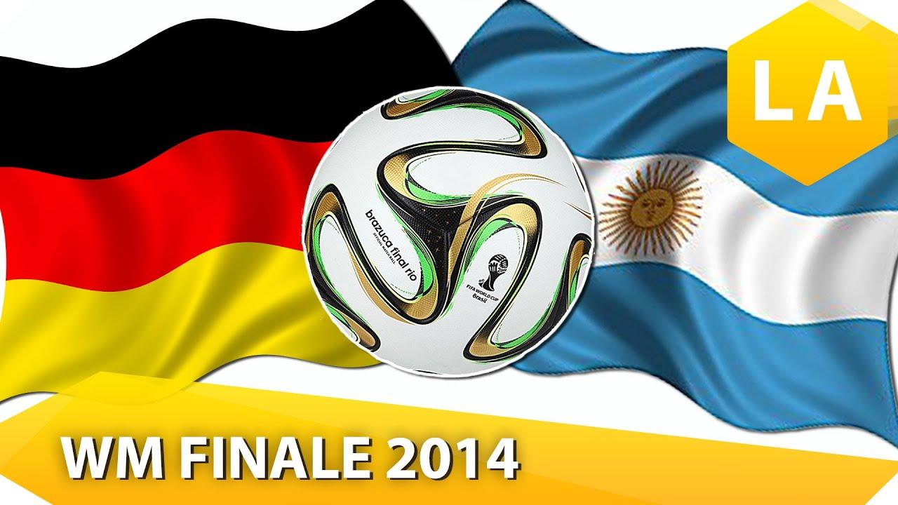 deutschland gegen argentinien wm