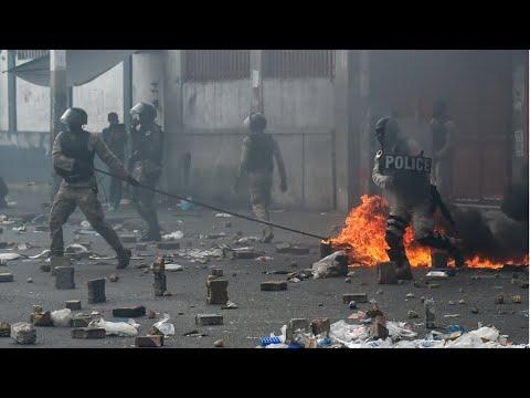 Haïti: Plusieurs Morts En Marge D'une Manifestation Réclamant Le Départ Du Président