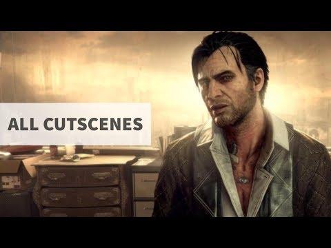 DEUS EX MANKIND DIVIDED   ALL CUTSCENES / GAME MOVIE
