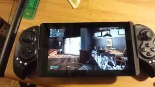PS4 remote play on Shield tablet!!!(Check description)
