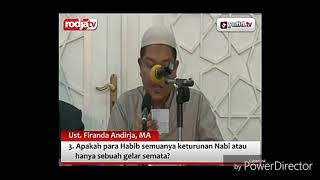 Download Video Habib Bahar Smith Bukan Keturunan Nabi? MP3 3GP MP4