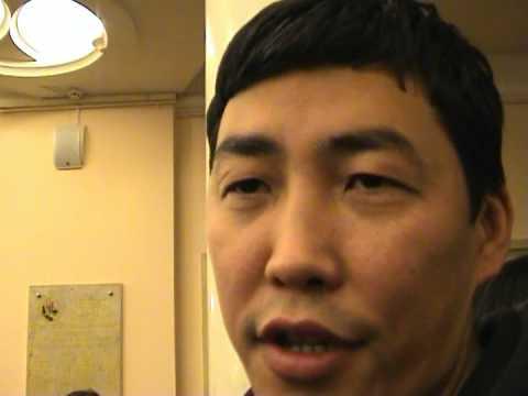 2008 Амаду Мамадаков передает привет Бурятии Amadu Mamadakov