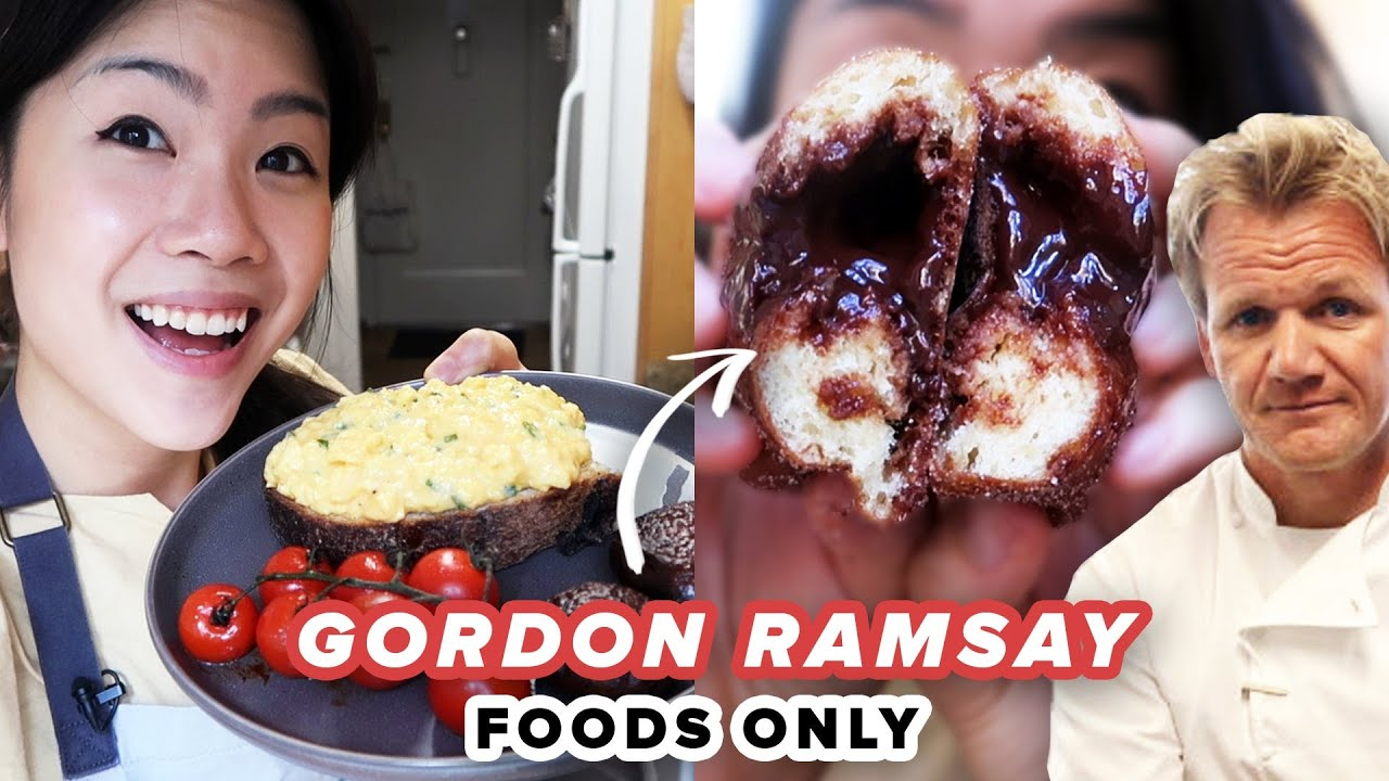 Download I Only Made Gordon Ramsay Recipes For 24 Hours