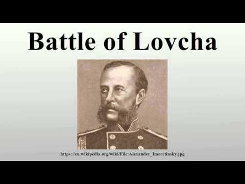 Battle of Lovcha