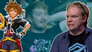 Sora vs Pit Questions Answered | DEATH BATTLE Cast