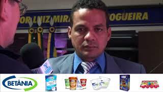 João Paulo denunciou a falta de equipamentos no posto de Saúde e politicagem na auditoria de saúde