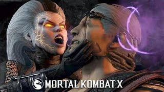 YOUR EARS ARE NOW USELESS, SIR. | Mortal Kombat X #3