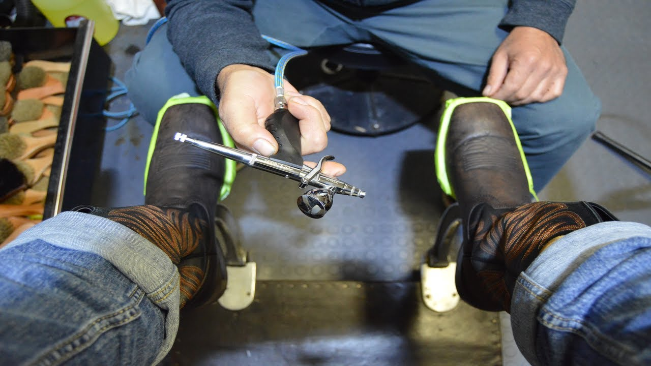 HAVE YOU EXPERIENCED THIS?!?! | ANGELO SHOE SHINE ASMR