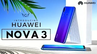 Huawei Nova 3 Official Video - Trailer, Introduction, Commercial