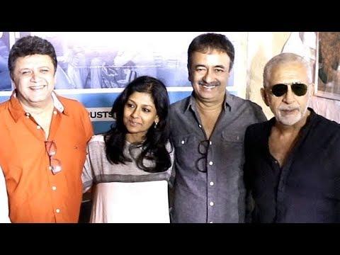 Press Announcement Of Good Pitch India For FilmsForChange  Rajkumar Hirani, Naseeruddin Shah