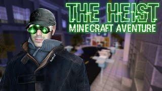Minecraft aventure - The Heist - Ep 1