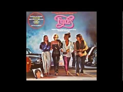 Foxes (Original Soundtrack) Giorgio Moroder -- Valley Of The Dolls (1980)