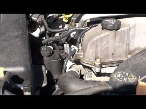 06 Trailblazer 4.2 camshaft sensor location and replacement