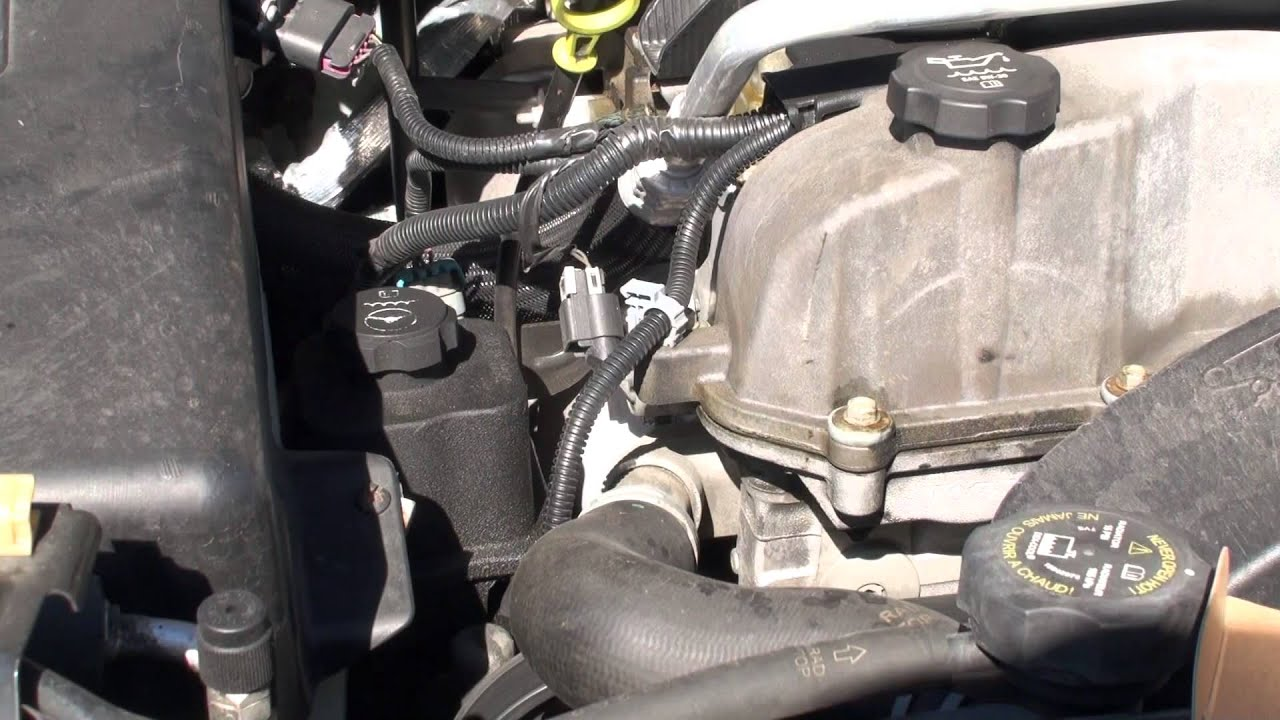 small resolution of 06 trailblazer 4 2 camshaft sensor location and replacement