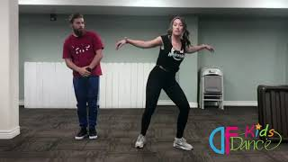 DF Dance Kids - Brody & Dylin - Hip Hop