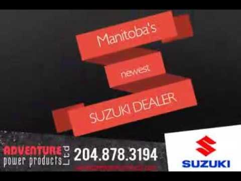 Adventure Power Products   Suzuki Dealer Manitoba