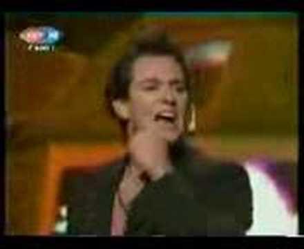 Barış Kömürcüoğlu Eurovision Şarkı Yarışması Yana Yana