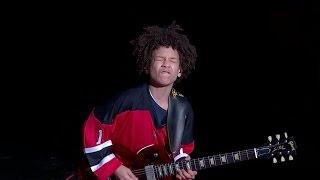 Гимн на гитаре / Niederauer plays anthem on guitar