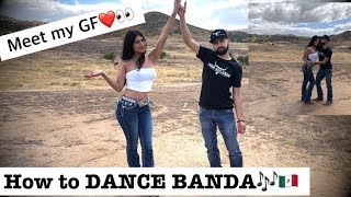 How To Dance BANDA (STEP BY STEP)